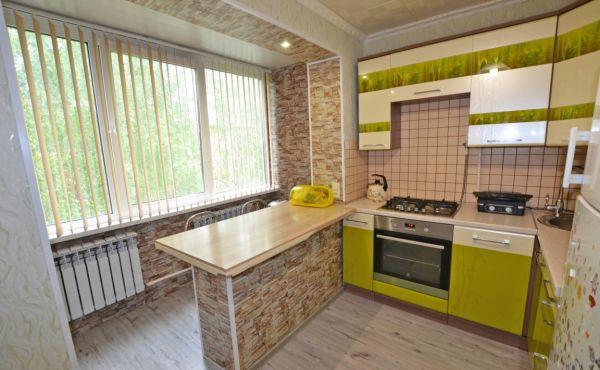 3-комнатная квартира с ремонтом в Волоколамске